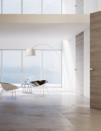 01.Linvisibile_Alba_Hinged door_Wood veneer finish