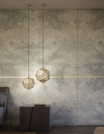 02.Linvisibile_Alba_Filo 10 Hinged door_Wallpaper finish by Jannelli&Volpi
